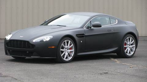 2013 Aston Martin V8 Vantage for sale in Montour Falls, NY