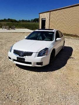 2007 Nissan Maxima for sale in San Marcos, TX