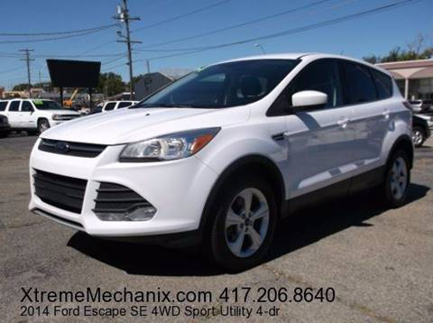 2014 Ford Escape for sale in Joplin, MO