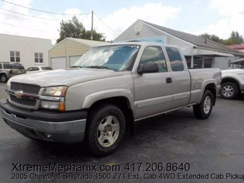2005 Chevrolet Silverado 1500 for sale in Joplin, MO