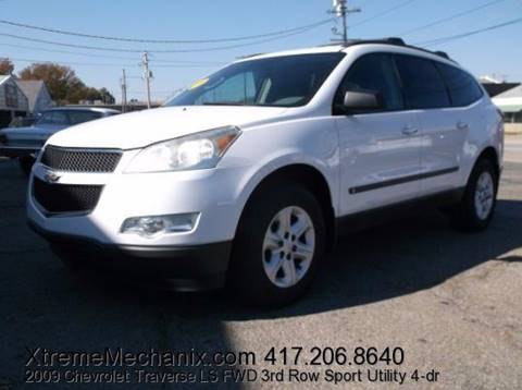 2009 Chevrolet Traverse for sale in Joplin, MO