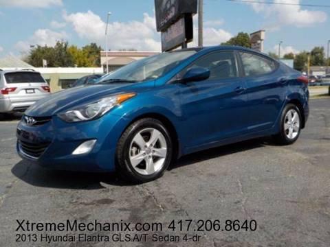 2013 Hyundai Elantra for sale in Joplin MO