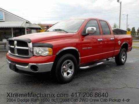 2004 Dodge Ram Pickup 1500 for sale in Joplin, MO