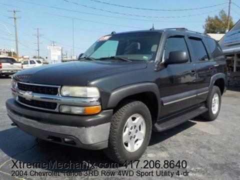 2004 Chevrolet Tahoe for sale in Joplin MO
