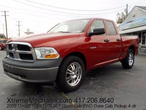 2009 Dodge Ram Pickup 1500 for sale in Joplin MO