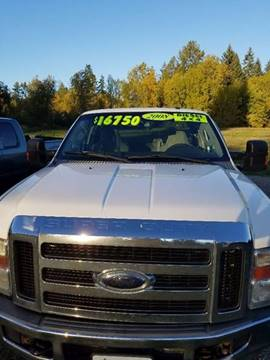 2008 Ford F-350 Super Duty for sale in Battle Ground, WA