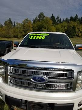 2010 Ford F-150 for sale in Battle Ground, WA