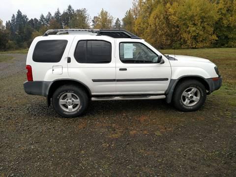 2004 Nissan Xterra for sale in Battle Ground WA