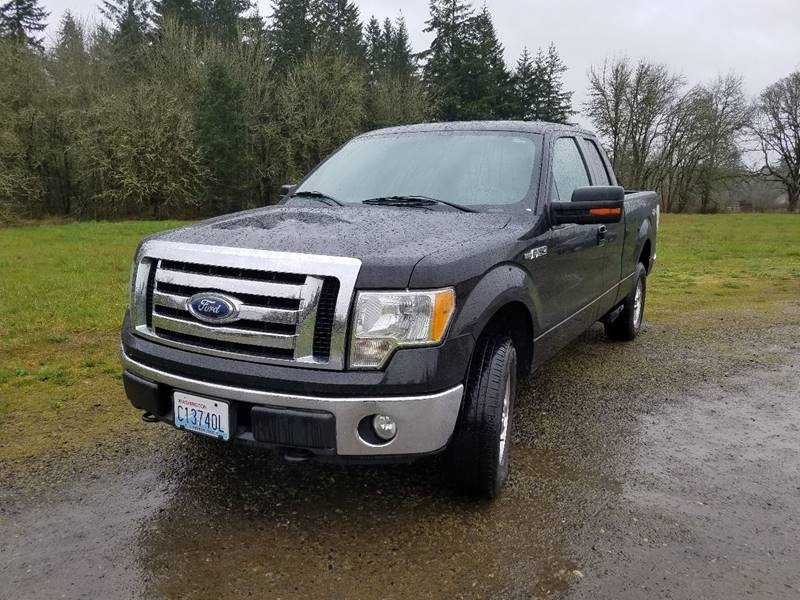 2010 Ford F-150 Xlt 4x4 4dr Supercab Styleside 6.5 Ft. Sb