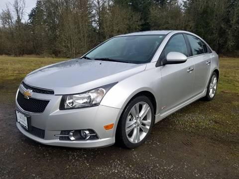 2014 Chevrolet Cruze for sale in Battle Ground, WA