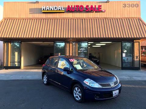2009 Nissan Versa for sale in Sacramento, CA