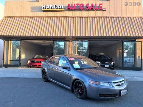 2005 Acura TL for sale in Sacramento, CA