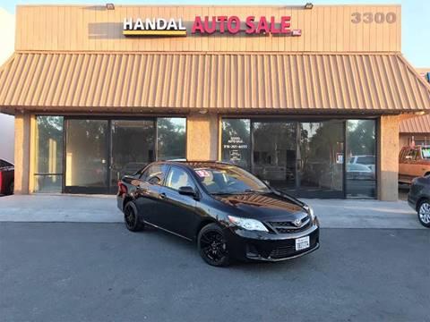2012 Toyota Corolla for sale in Sacramento, CA
