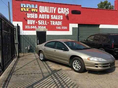 2004 Dodge Intrepid for sale in Detroit, MI