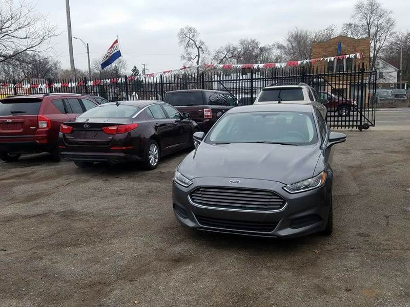 2014 ford fusion hybrid se in detroit mi - rpm quality cars