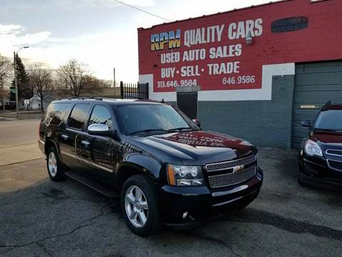 used 2010 chevrolet suburban for sale in michigan. Black Bedroom Furniture Sets. Home Design Ideas