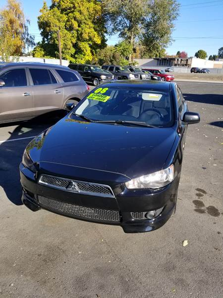 2008 Mitsubishi Lancer For Sale At Karzilla Auto Sales In Zillah WA