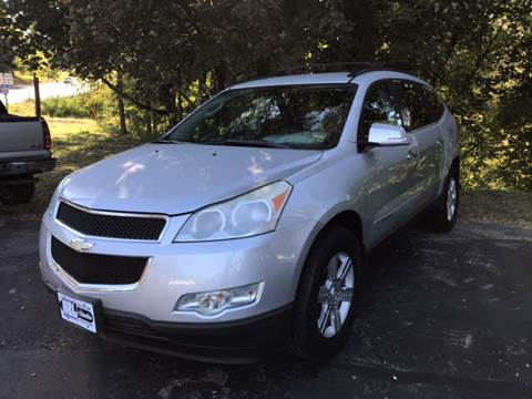 2009 Chevrolet Traverse for sale in Oakland, ME