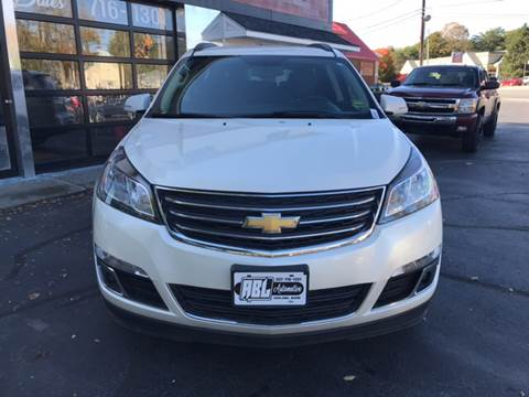 2013 Chevrolet Traverse for sale in Oakland, ME