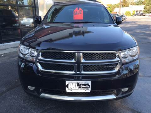2011 Dodge Durango for sale in Oakland, ME