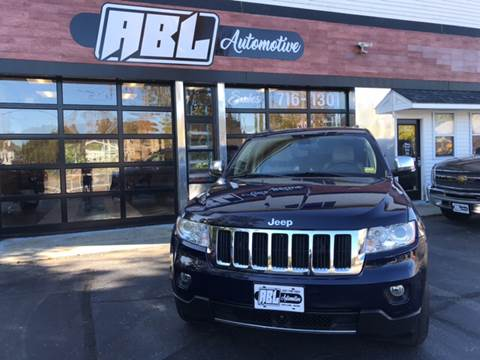 2012 Jeep Grand Cherokee for sale in Oakland, ME
