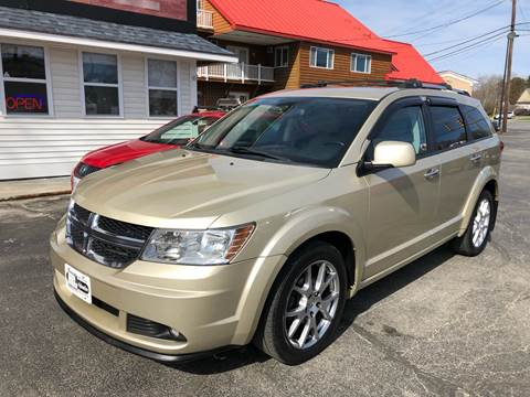 2011 Dodge Journey for sale in Oakland, ME