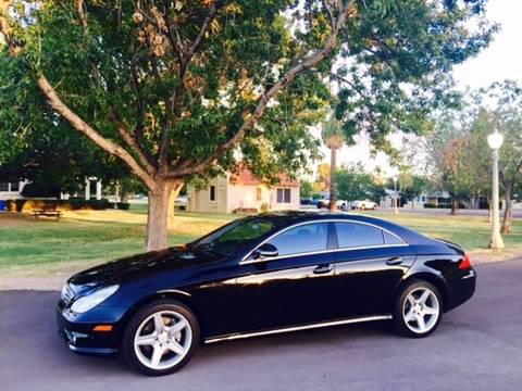 2008 Mercedes-Benz CLS for sale in Scottsdale, AZ