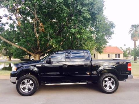 2004 Ford F-150 for sale in Scottsdale, AZ
