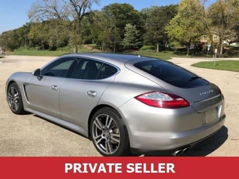 2010 Porsche Panamera for sale in Lowell, MA
