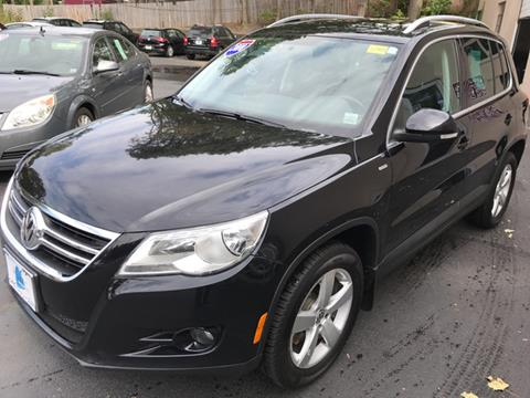 2010 Volkswagen Tiguan for sale in Suffern, NY