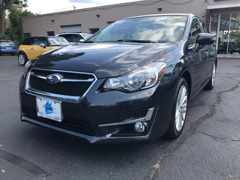 2015 Subaru Impreza for sale in Suffern, NY