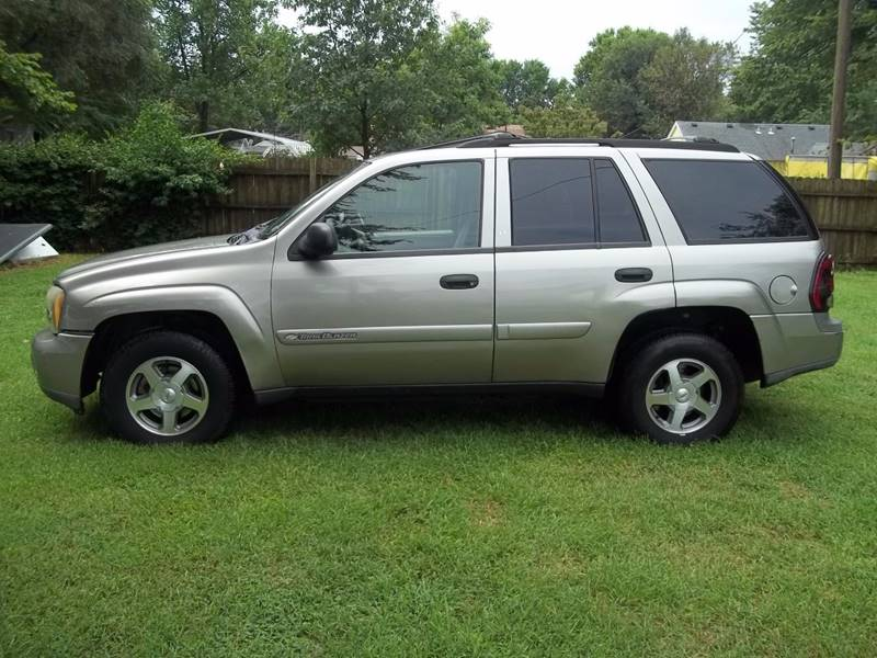 suv akron chevrolet ls oh ext trailblazer veh north in