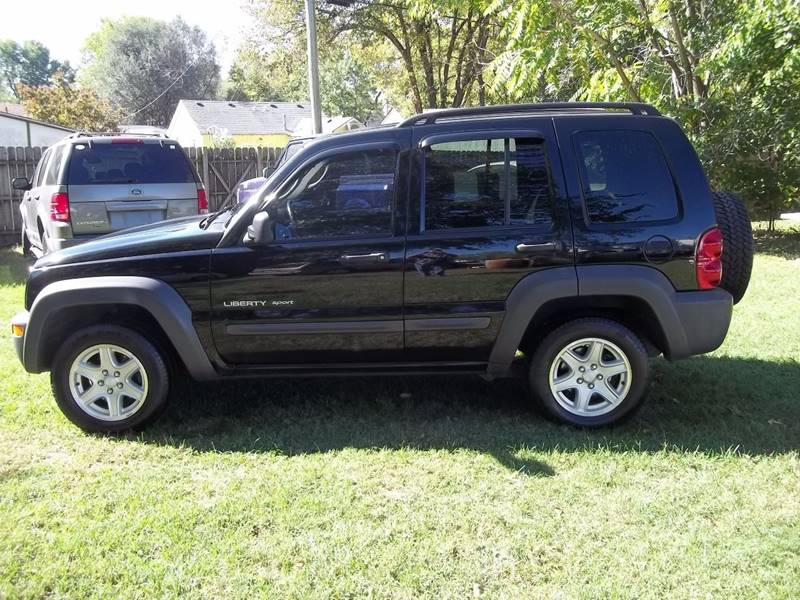 2003 Jeep Liberty For Sale At Shuler Auto Sales And Service In Springfield  MO