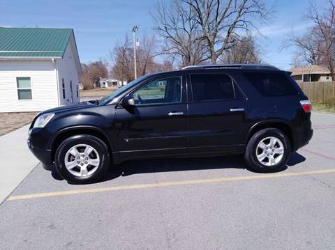 2009 GMC Acadia for sale in Springfield, MO