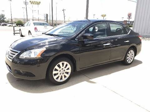 2013 Nissan Sentra for sale at Earl Baker Motor Co. in Searcy AR