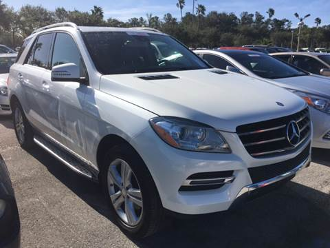2013 Mercedes-Benz M-Class for sale in Winter Park, FL