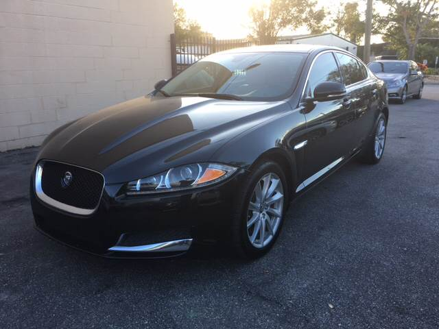 2012 Jaguar XF For Sale At Elite Car Collection Inc. In Winter Park FL