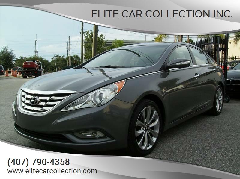 2011 Hyundai Sonata For Sale At Elite Car Collection Inc. In Winter Park FL