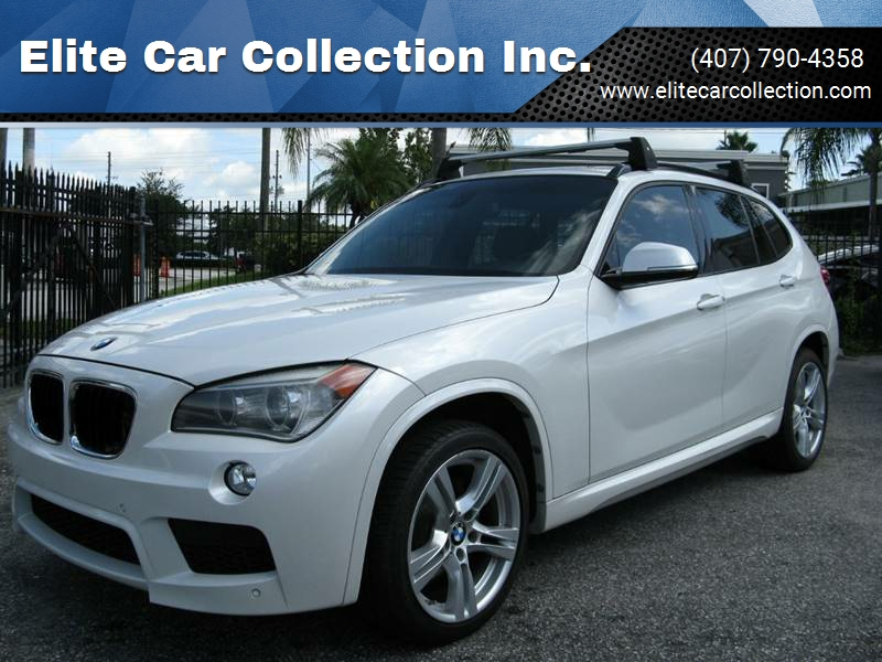 2013 BMW X1 For Sale At Elite Car Collection Inc In Winter Park FL