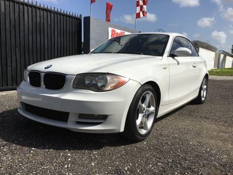 2009 BMW 1 Series for sale in Miami, FL