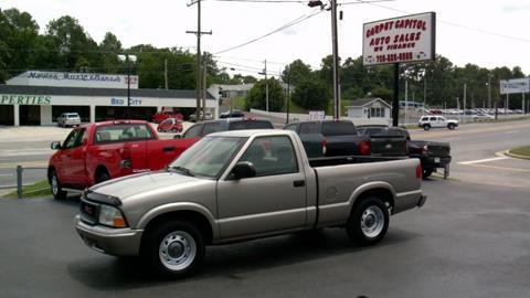 2002 GMC Sonoma for sale in Dalton, GA