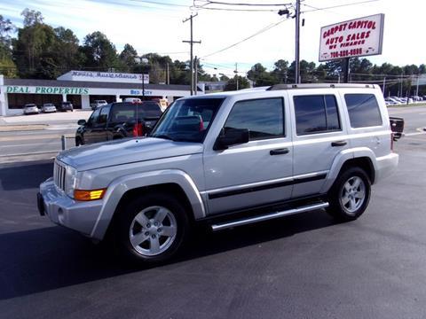 2006 Jeep Commander for sale in Dalton, GA