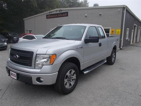 2014 Ford F-150 for sale in Rockport, ME