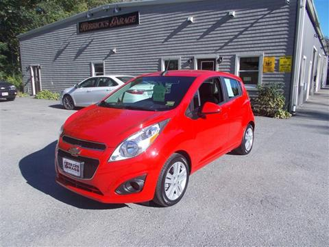 2015 Chevrolet Spark for sale in Rockport, ME