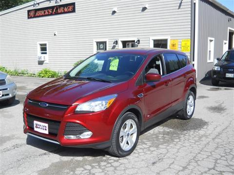 2014 Ford Escape for sale in Rockport, ME