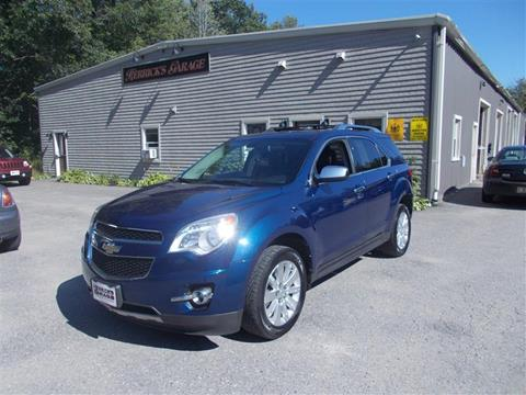 2010 Chevrolet Equinox for sale in Rockport, ME