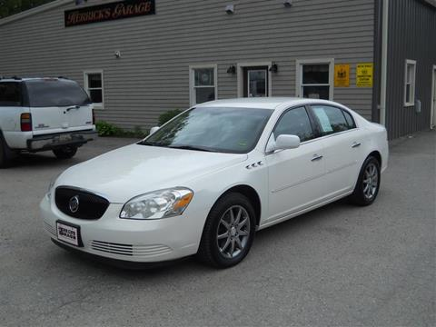 2007 Buick Lucerne for sale in Rockport, ME