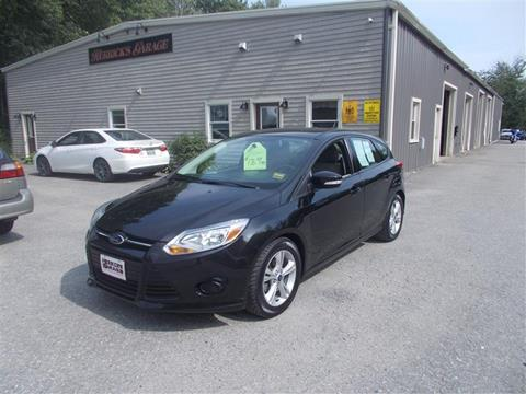 2014 Ford Focus for sale in Rockport, ME