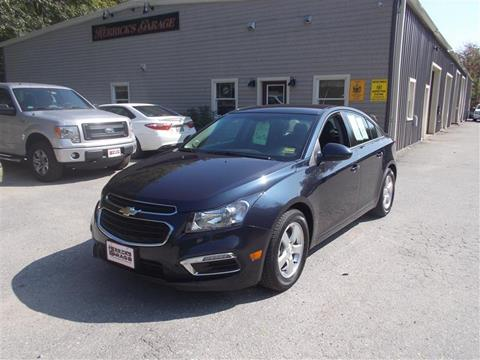2016 Chevrolet Cruze Limited for sale in Rockport ME