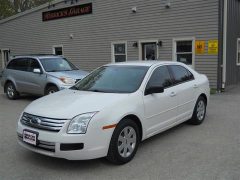 2008 Ford Fusion for sale in Rockport, ME